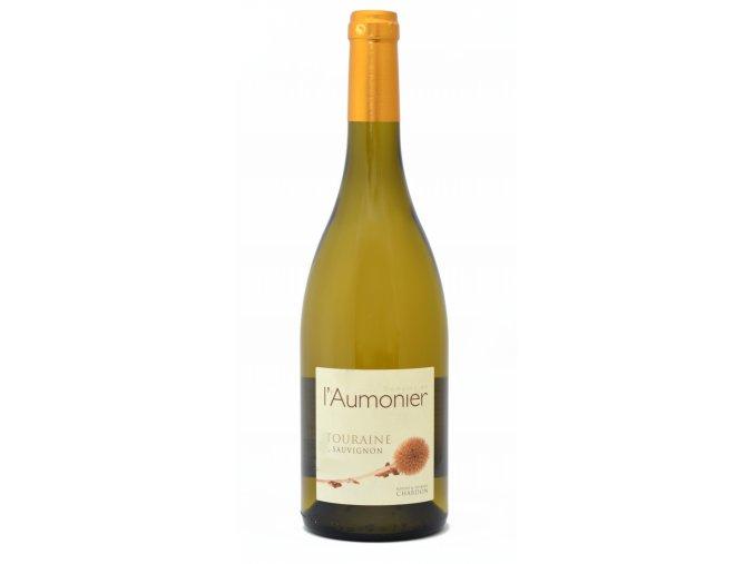 BIO Sauvignon Blanc 2015, Domaine de l´Aumonier, Touraine, Loira